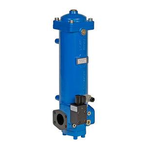 filtro idraulico / con cestello / a bassa pressione / in linea
