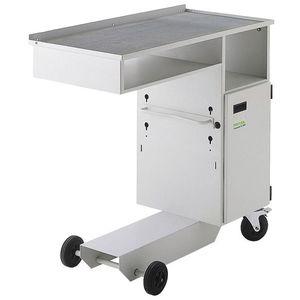 banco da lavoro in acciaio / mobile