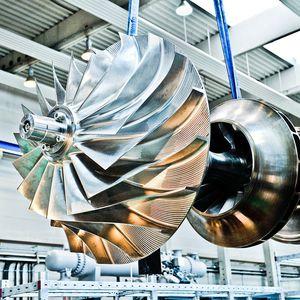 turbocompressore radiale