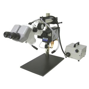 testa di saldatura a resistenza / automatica / ad alta precisione / per assemblaggio metallico di precisione