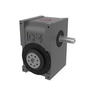intermittore rotativo / oscillatorio / a camma globoidale / angolare