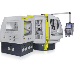 macchina transfer rotante / CNC / 6 posizioni / ad alta produttività