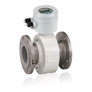 misuratore di portata elettromagnetico / per liquidi / economico / in linea