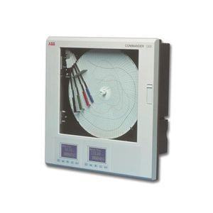 registratore con carta / per liquidi / programmabile / a diagramma circolare