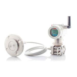 trasmettitore di pressione differenziale / a membrana / analogico / in acciaio inossidabile