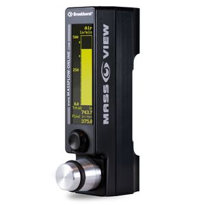 regolatore di portata massico termico / per gas / di precisione / digitale