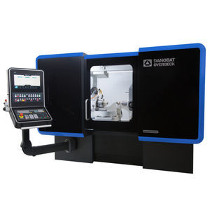 rettificatrice cilindrica esterna / cilindrica interna / per ingranaggi / CNC
