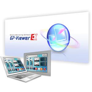 software di supervisione / visualizzatore / di regolazione / HMI