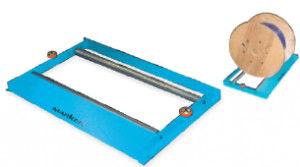 svolgitore per cavi elettrici / di cavi / per tubi flessibili / manuale