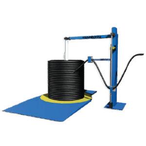 svolgitore per cavi elettrici / di cavi / per tubi flessibili / a motore