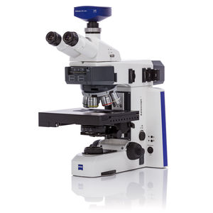 microscopio per analisi / da ricerca / ottico / dritto