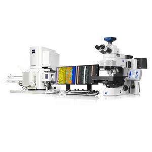 piattaforma per microscopia correlativa