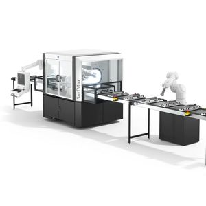 sistema di ispezione robotizzato
