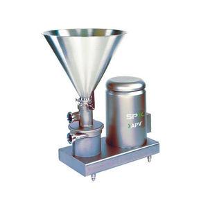 miscelatore a girante / discontinuo / per polvere / per prodotti lattiero-caseari