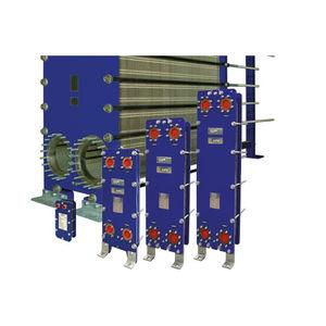 scambiatore di calore a piastre e guarnizioni / liquido/liquido / ad uso industriale