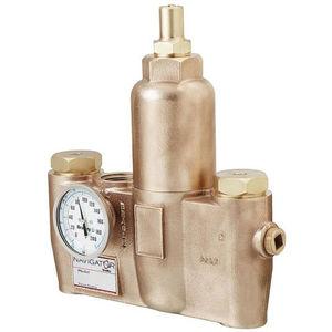 valvola termostatica di miscelazione / per acqua calda