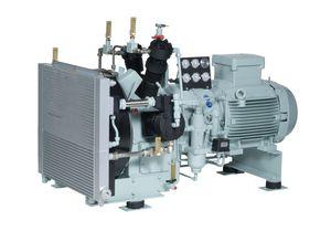 compressore per GNC / d'aria / di gas naturale / fisso