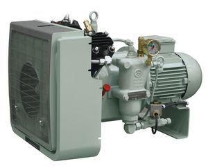 compressore d'aria / fisso / con motore elettrico / a pistone