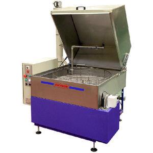 impianto di lavaggio con cestello rotante / ad acqua / a caldo / semiautomatico