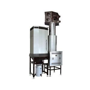 unità di filtrazione a cartuccia / per fumi di saldatura / autopulente