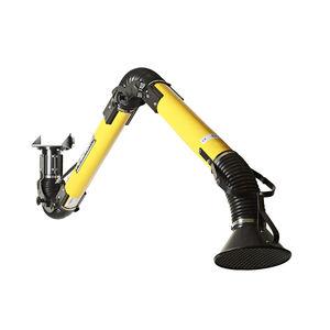 braccio aspirante fisso / a muro / per montaggio a soffitto / flessibile