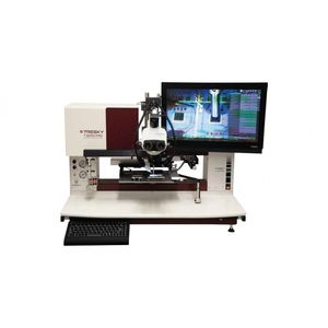 microsaldatrice per chip semiautomatica