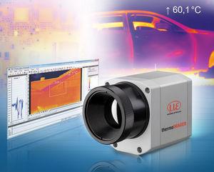 telecamera per acquisizione di immagini termiche / di ispezione / di monitoraggio / a infrarossi