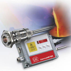 pirometro con display LCD