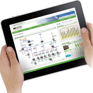 soluzione software di supervisione / di manutenzione preventiva / di raccolta dati / di analisi di dati