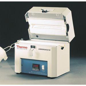 forno tubolare / elettrico / programmabile / da laboratorio