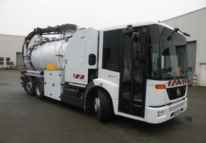 camion aspiratore