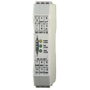 controllore motore DC / a spazzola / regolatore di velocità / analogico