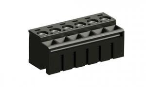 morsetto componibile con connessione rapida / per circuito stampato / compatto