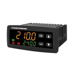 regolatore di temperatura con doppio display a LED