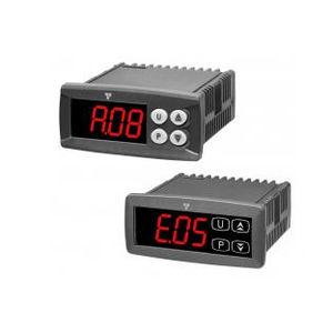 indicatore di frequenza / digitale / da montare su pannello / con allarme