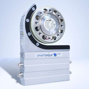 trasduttore di coppia rotativo / con flangia / con uscita digitale / di alta precisione