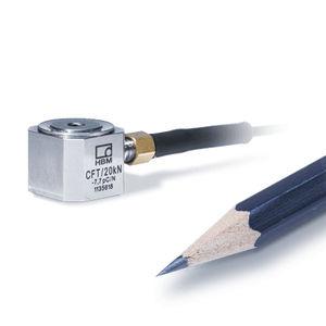 trasduttore di forza a compressione / in miniatura / IP65 / in acciaio inossidabile