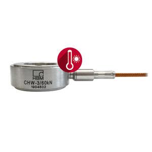 cella di carico a compressione / ad anello / compatta / in acciaio inossidabile