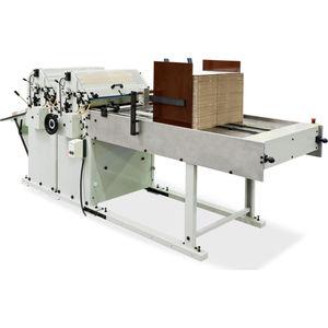 macchina da stampa flessografica a 2 colori