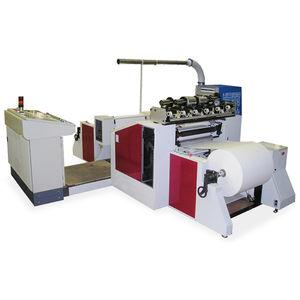 macchina di stampa a caldo di lamine per carta