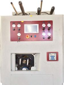 macchina di stampa a caldo di lamine meccanica