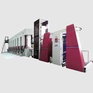 macchina da stampa a rotoincisione