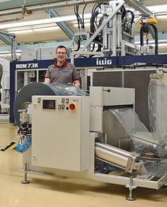 macchina per imballaggio automatica