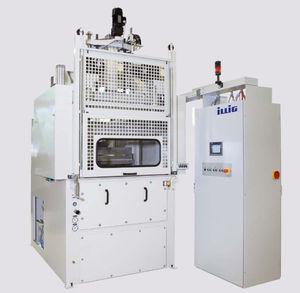 termoformatrice di film plastico / per pannelli / per imballaggi / semiautomatica