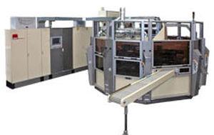 macchina per serigrafia automatica