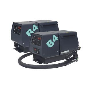 preriscaldatore applicatore manuale / con pompa a ingranaggi