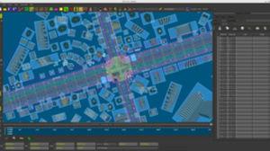 software di simulazione / di progettazione / di creazione / configurazione