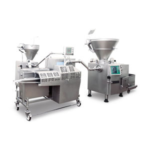 sistema di riempimento per l'industria agroalimentare / per fusti / interamente automatico / multitesta