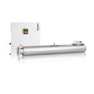 unità di purificazione di acqua con UV