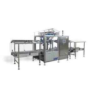 macchina di riempimento per semiliquidi